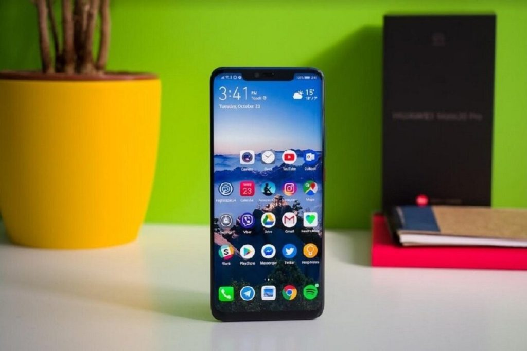 Huawei Mate 20 Pro smartphonecamp