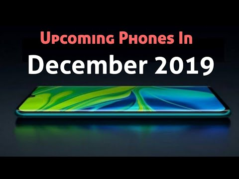 Upcoming Phones in December 2019 smartphonecamp.com