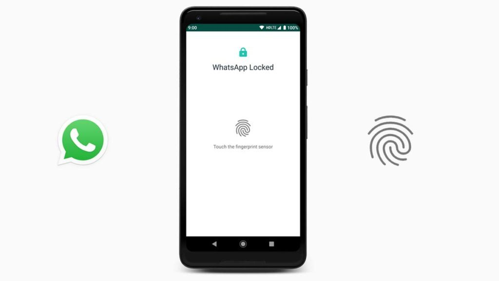 WhatsApp Fingerprint Lock feature on Android