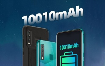 HiSense King 6 10,010mAh Combined Battery