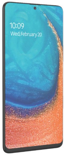 Samsung Galaxy A71 leaked render