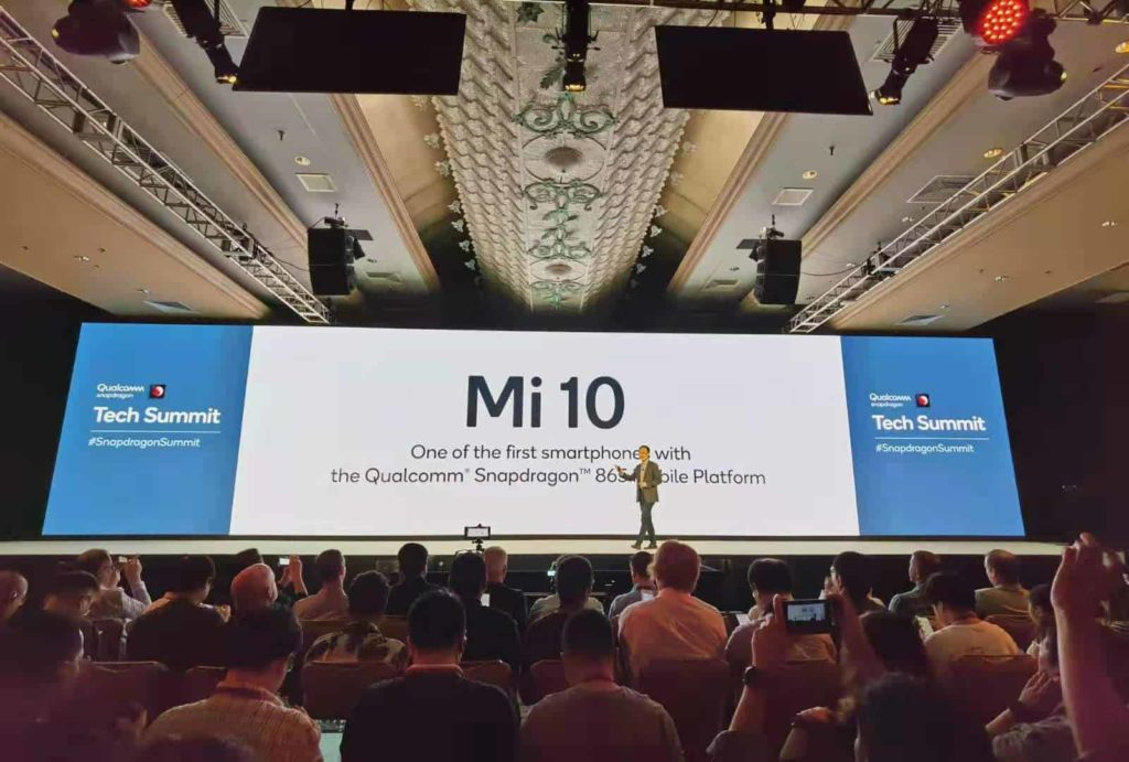 Xiaomi Mi 10 Official Announcement