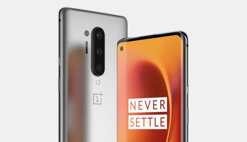 OnePlus 8 Pro appears on GeekBench