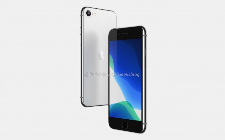 Alleged iPhone 9/ iPhone SE 2 render