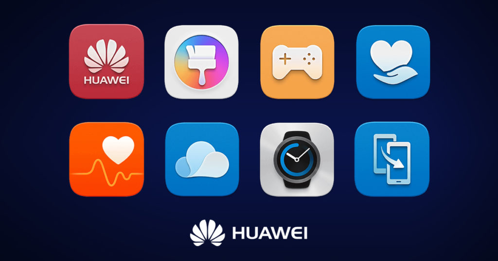Huawei Mobile Services...