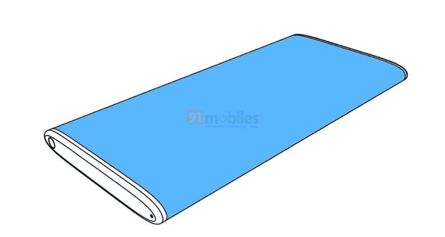 Xiaomi patents another phone that looks like the Mi MIX Alpha with a display that extends to the back