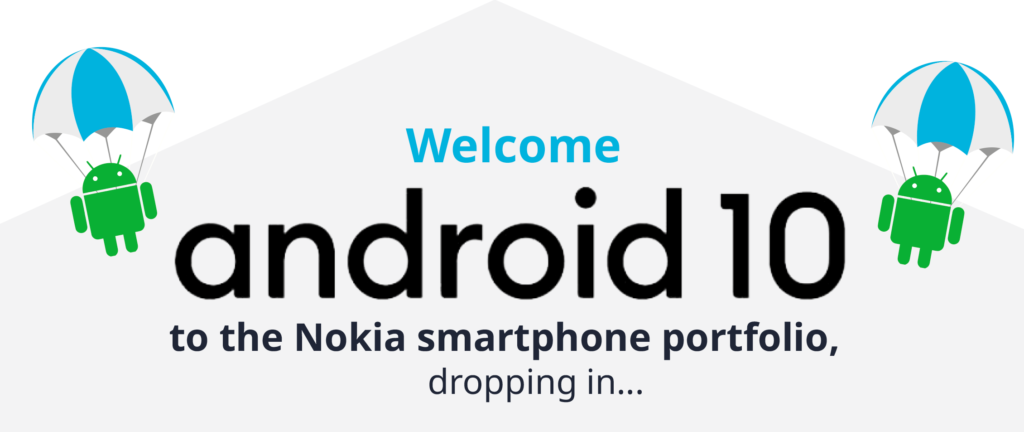 Nokia Android 10 schedule