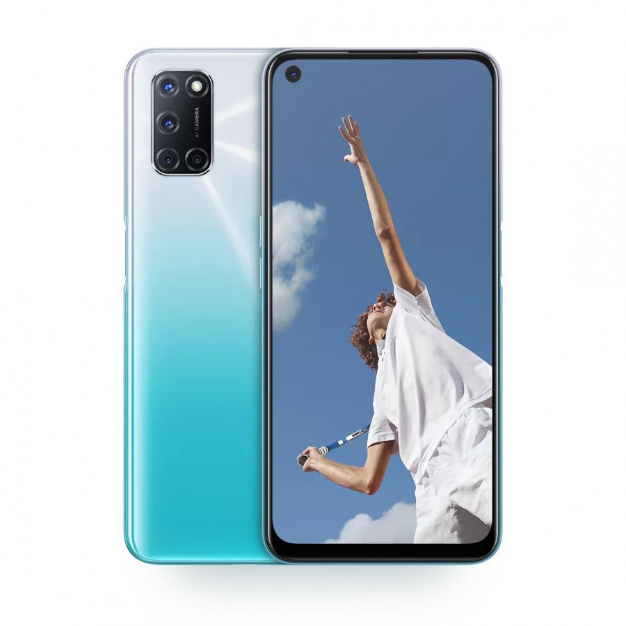 Oppo A52 (Blue)