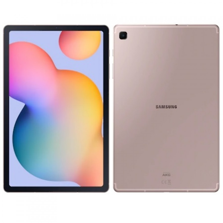 Samsung Galaxy Tab S6 Lite in Oxford Gray Color