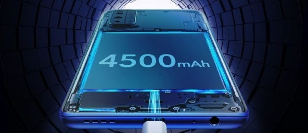 Vivo iQOO Neo3 4500mAh Battery
