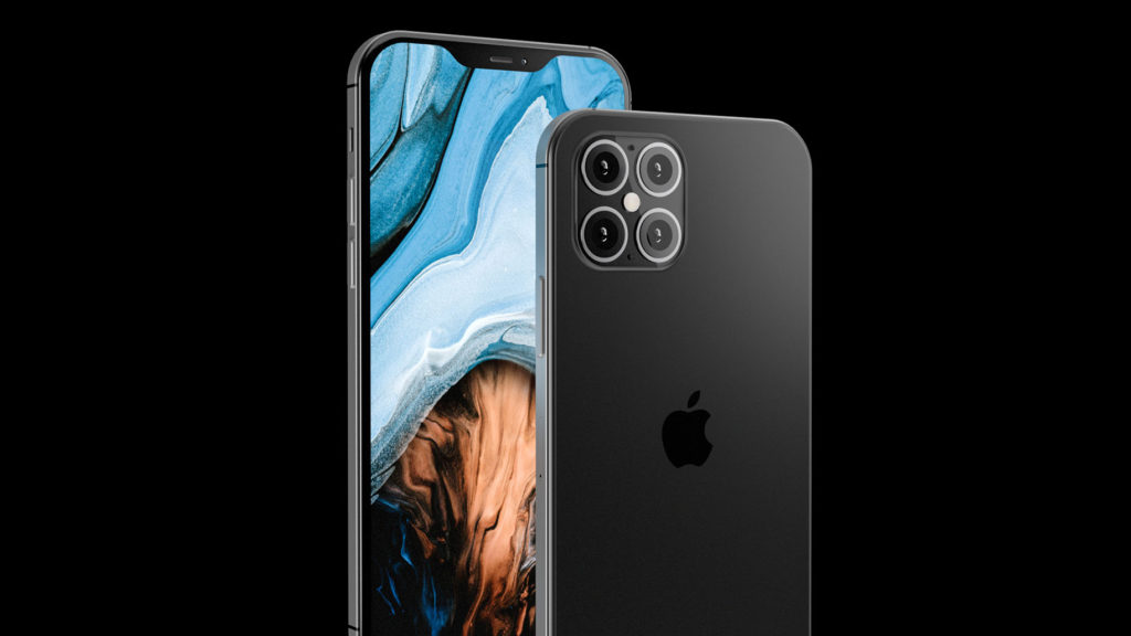 Apple iPhone 12 render