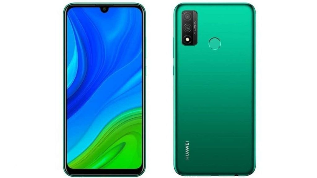 Huawei P Smart 2020 Front and Back