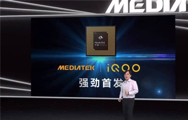 MediaTek Dimensity 1000+ 5G Chip launched