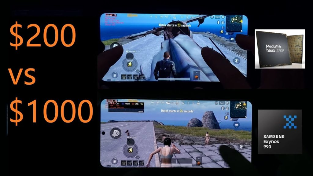 Redmi Note 8 Pro beats Samsung Galaxy S20+ in Gaming Test