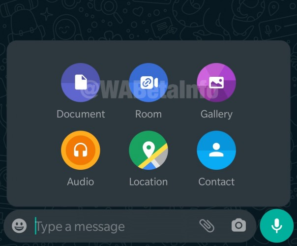 WhatsApp for Android gets Facebook Messenger Rooms integration in new Beta update
