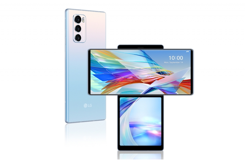 LG Wing Featured Image