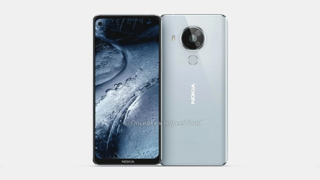 Nokia 7.3 Render (by OnLeaks)