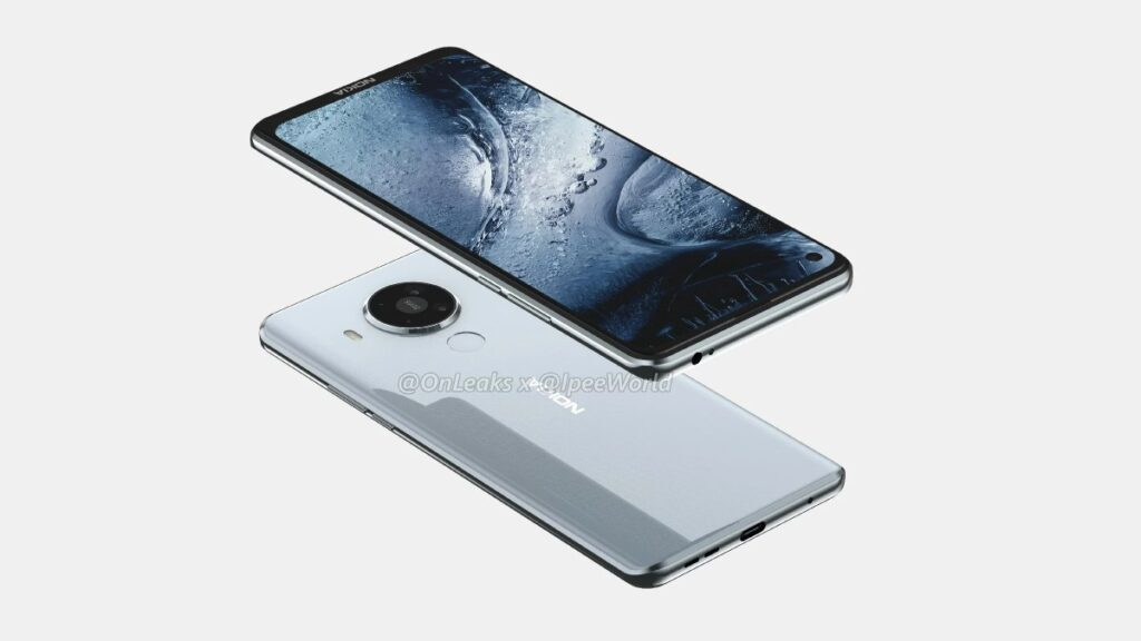 Nokia 7.3 Render (by OnLeaks) 2